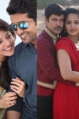 Icky Romance in Vikrams Thaandavam and Suriyas Maattrraan