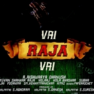40 days of shooting left for Aishwarya Dhanush's Vai Raja Vai