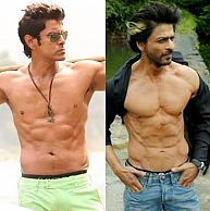 Khan and chiyaan vikram are the men in the spotlight shahrukh khan and chiyaan vikram are the men in the spotlight thecheapjerseys Gallery