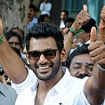 Vishal is the Nadigar Sangam's new General Secretary