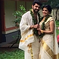 Shivada Nair gets married!