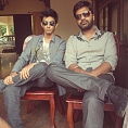 The exciting Anirudh - Simbu union