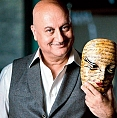 Anupam Kher shoots for MS Dhoni biopic