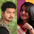 Anushka to follow Vijay