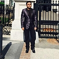 Another meet for AR Rahman with the Obamas ?