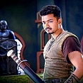 Dual bangs for Vijay's Puli…