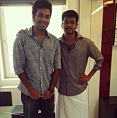 ''Vijay sir appreciated me for my work in Mumbai, for Thuppakki''