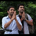 No Simran and Khushbu but only Hansika and Simbu