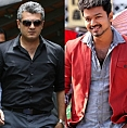 Ajith and Vijay left out from the Top 100 ..