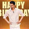 Happy Birthday to the mass icon Ilayathalapathy Vijay ..