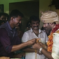 MGR for dad, Vijay for son
