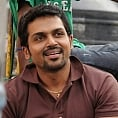 Another memorable performance ahead, from Karthi