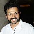 Karthi's juggling act!