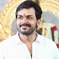 After Karthi gets back…