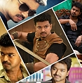 How has Puli fared compared to Vijay's other recent films?