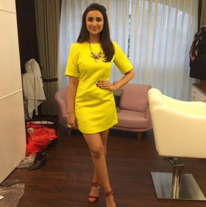 Parineeti Chopra may pair up with NTR in NTR 26