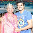 Vijay's father opts for another Vijay...