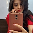 Vedhika is well ahead!