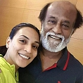 Superstar takes off for Kabali ...