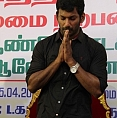 Vishal to contest in elections