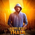 ''My Dear Thala'' - Happy Birthday !!!