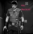 The most awaited audio Tracklist of Puli is here!