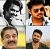 Rajini, Kamal, Vijay, Vikram and Suriya for Vijaykanth