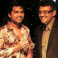Yet another dedication for Ajith from Simbu ?