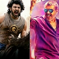 Vedalam and Baahubali at No.1