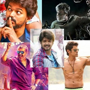Vijay's Bairavaa versus other superstar biggies! An analysis