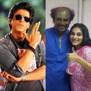 SRK just made a breaking announcement on Aishwarya Dhanush's next film!