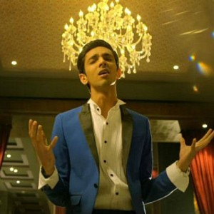 ''I composed this song when I met my ex-girlfriend with another guy'' - Anirudh