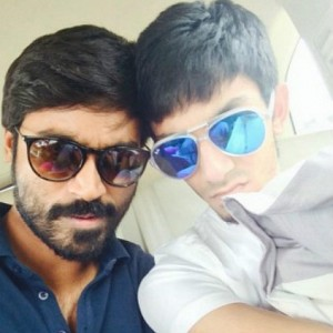 Anirudh opens up about his equation with Dhanush
