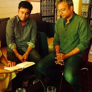 Hot: AR Rahman to team up with Gautham Menon again!