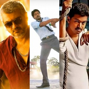 Bairavaa beats Vedalam and Kaththi
