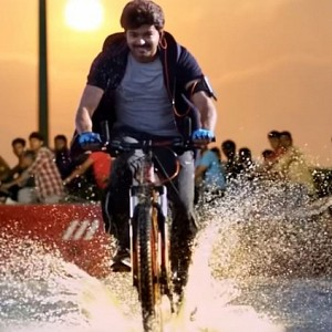 ''Bairavaa collected twice the amount of its Day 1 collections yesterday''