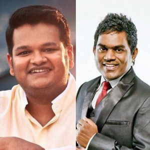 Yuvan Shankar Raja comes after Ghibran and DSP