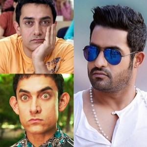 The Aamir Khan connect in Jr. NTR's next!