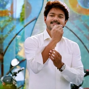 How has Bairavaa collected compared to Theri and Kabali?