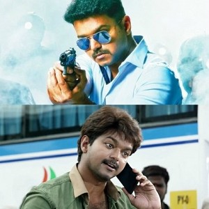 Spoiler Free: The Theri connect in Bairavaa!
