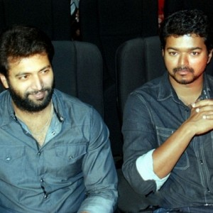 After G.V, it is Jayam Ravi now, who is coming with Vijay!