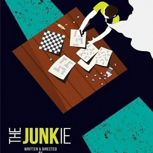 Junkie is about a drug addict and a psychiatrist!