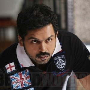 ''Karthi wants a realistic training''