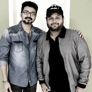 Music composer for Vijay 61?