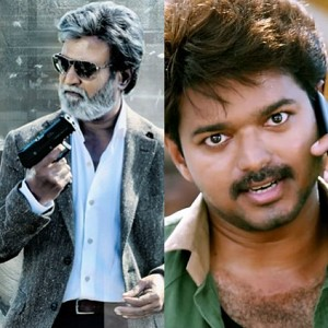 After Kabali, now for Vijay's Bairavaa - A real talent!