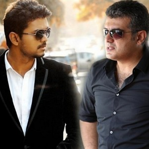 Vijay vs Ajith in our neighbourhood this time?