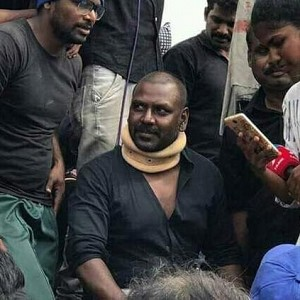 Raghava Lawrence admitted to the hospital yet again!