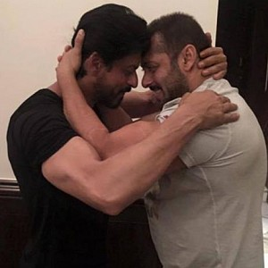 Wow! Salman Khan to act with SRK?