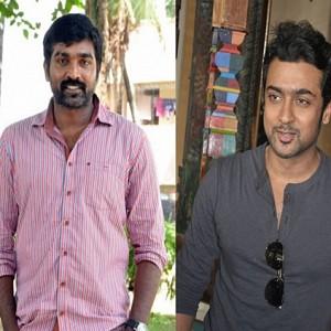Hot: Suriya and Vijay Sethupathi together?