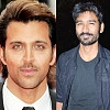 ''Dhanush is my greatest source of inspiration'' - Hrithik Roshan